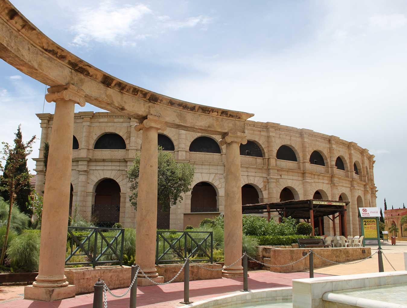 PLAZA DE ROMA - Organización de eventos Iberia Village